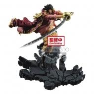 One Piece - Statuette Manhood Gol D. Roger Ver. A 9 cm