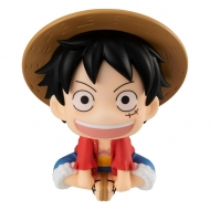 One Piece - Statuette Look Up Monkey D. Luffy 11 cm