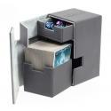 Ultimate Guard - Boîte pour cartes Flip'n'Tray Deck Case 100+ taille standard XenoSkin Gris