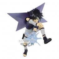 Naruto Shippuden - Statuette Vibration Stars Uchiha Sasuke 18 cm