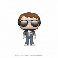 Retour vers le Futur - Figurine POP! Marty avec lunettes 9 cm