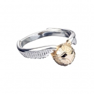 Harry Potter - Bague Vif d'or taille 52 (argent sterling)