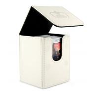 Ultimate Guard - Boîte pour cartes Flip Deck Case 100+ taille standard Blanc