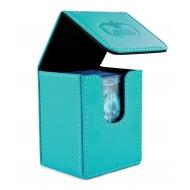 Ultimate Guard - Boîte pour cartes Flip Deck Case 100+ taille standard Bleu