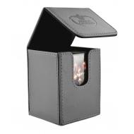 Ultimate Guard - Boîte pour cartes Flip Deck Case 100+ taille standard Gris