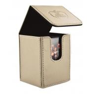 Ultimate Guard - Boîte pour cartes Flip Deck Case 100+ taille standard Sable