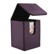 Ultimate Guard - Boîte pour cartes Flip Deck Case 100+ taille standard Violet