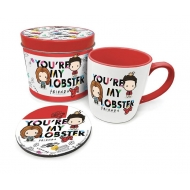 Friends - Mug avec sous-verre You're my Lobster - Chibi