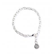 Harry Potter - Bracelet argent Branded Charm 18 cm