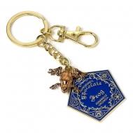 Harry Potter - Porte-clés Chocogrenouille (plaqué or)