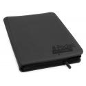 Ultimate Guard - 8-Pocket ZipFolio XenoSkin Noir