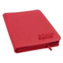 Ultimate Guard - 8-Pocket ZipFolio XenoSkin Rouge