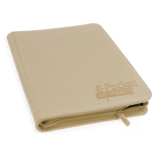 Ultimate Guard - 8-Pocket ZipFolio XenoSkin Sable