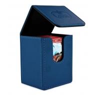 Ultimate Guard - Boîte pour cartes Flip Deck Case 100+ taille standard Bleu Marine