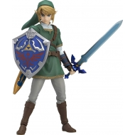 The Legend of Zelda Twilight Princess - Figurine Figma Link 14 cm