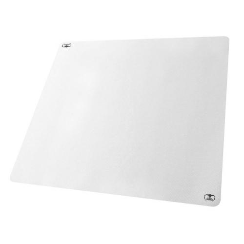 Ultimate Guard - Tapis de jeu 80 Monochrome White 80 x 80 cm