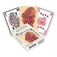 Harry Potter - Jeu de cartes à jouer Gryffondor