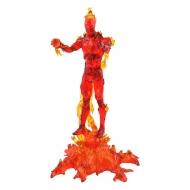 Marvel Select - Figurine Human Torch 18 cm