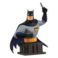 Batman - Buste The Animated Series Batman avec Batarang 18 cm