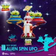 Toy Story - Diorama D-Stage Alien Spin Ufo 16 cm