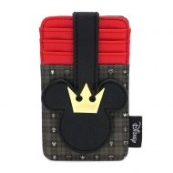 Disney - Etui pour carte de transport Kingdom Hearts Mickey By Loungefly