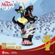 Disney - Diorama D-Stage Mulan 18 cm