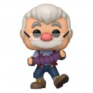 Pinocchio 80th Anniversary - Figurine POP! Geppetto avec son accordéon 9 cm