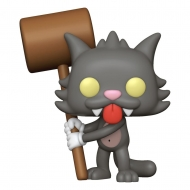 The Simpsons - Figurine POP! Scratchy 9 cm