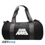 Star Wars - Sac de sport Logo Star Wars Gris et Noir