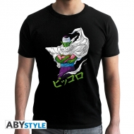 Dragon Ball - T-shirt Piccolo noir