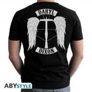 The Walking Dead - T-shirt Daryl noir - New Fit