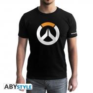 Overwatch - T-shirt Logo noir