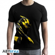 Marvel - T-shirt Thanos Or noir