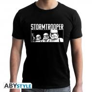 Star Wars - T-shirt Troopers E9 noir