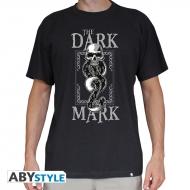 Harry Potter - T-shirt La marque des ténèbres noir