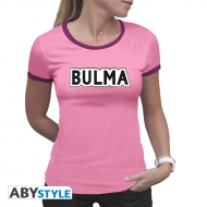 Dragon Ball - T-shirt femme Bulma rose - premium