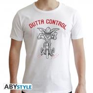 Gremlins - T-shirt Outta Control blanc