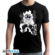 Dragon Ball Super - T-shirt Goku Kamehameha noir