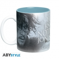 Game Of Thrones - Mug 460 ml - You Know Nothing