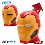Marvel - Mug 3D Heat Change Iron Man