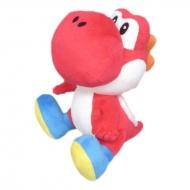 Nintendo - Peluche Yoshi Rouge 20cm