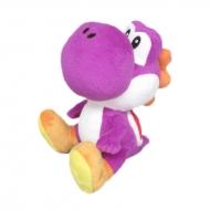 Nintendo - Peluche Yoshi Violet 20cm