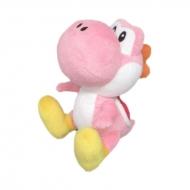 Nintendo - Peluche Yoshi Rose 20cm