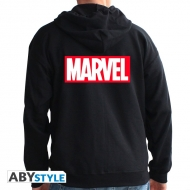 Marvel - Sweat homme LOGO noir