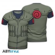 Naruto Shippuden - T-shirt réplique Kakashi costume homme