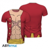 One Piece - T-shirt réplique Luffy New World homme