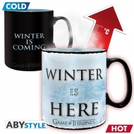 Game Of Thrones - Mug Heat Change Winter is here