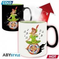 Peter Pan - Mug Heat Change Neverland