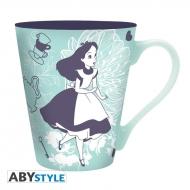 Disney - Mug Alice & Chat du Cheshire