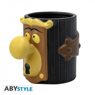 Alice au pays des Merveilles - Mug 3D Poignée de Porte